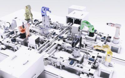 SIEMENS: Integration of industrial robots in the TIA Portal