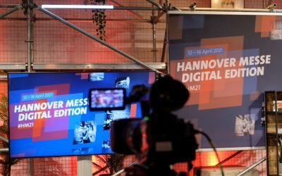 HANNOVER MESSE: The virtual world meeting of industry