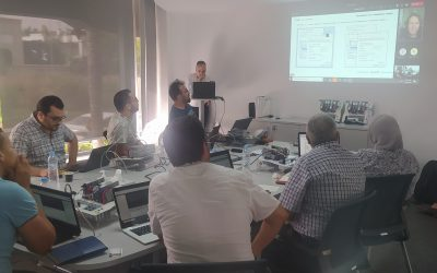 Intensive training for Moroccan experts and multipliers on Industry 4.0